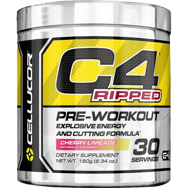 Cellucor C4 Ripped, Cherry Limeade