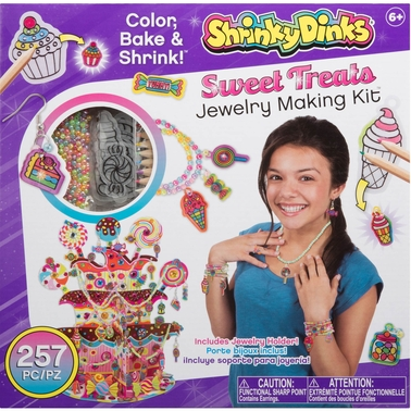 Shrinky Dinks So Sweet Treats Jewelry