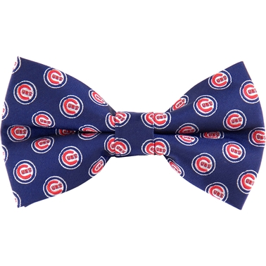 Eagles Wings MLB Chicago Cubs Bow Tie
