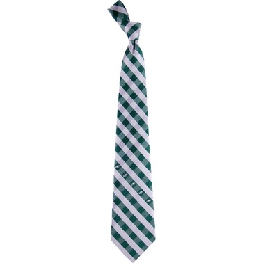 Eagles Wings NFL Philadelphia Eagles Checked Necktie