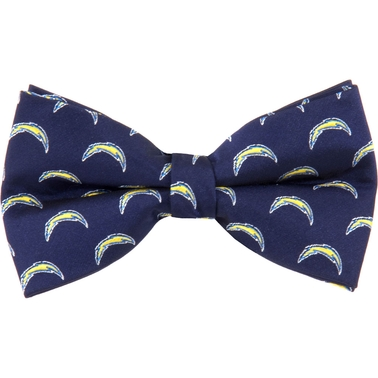Eagles Wings NFL Los Angeles Chargers Logo Bow Tie