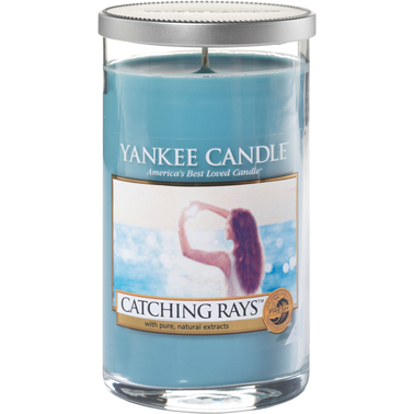 Yankee Candle Catching Rays Medium Perfect Pillar Candle