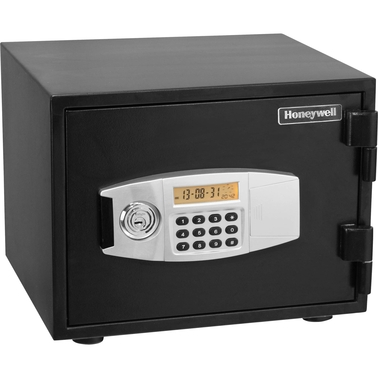 Honeywell 0.5 Cu. Ft. Water Resistant Steel Fire and Security Safe