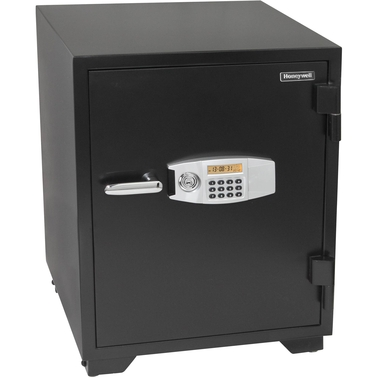Honeywell 3.44 Cu. Ft. Water Resistant Steel Fire and Security Safe