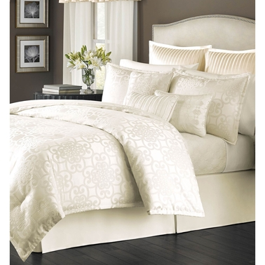 Martha Stewart Collection Savannah Scroll 40 Pc Comforter Set Extraordinary Martha Stewart Collection Bedding Dogs Decorative Pillows