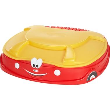 Little Tikes Cozy Coupe Sandbox | Sandboxes & Water Fun | Baby