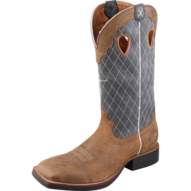 Twisted X Men's Ruff Stock Boots