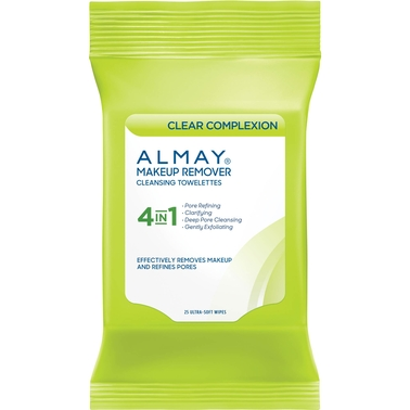 Almay Clear Complexion Make Up Remover Towelettes