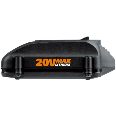 Worx 20V Lithium Battery for Worx Tools, 2.0 AH