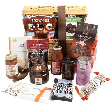 The Gourmet Market I Love You Gift Chest