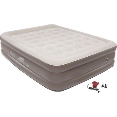Coleman SupportRest Plus PillowStop Double High Queen Airbed