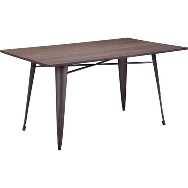 Zuo Titus Rectangular Dining Table Dining Tables Home Appliances