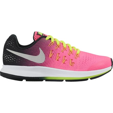 timeless design a668d 6a851 Nike Girls Air Zoom Pegasus 33 Gs Running Shoes | Children's ...