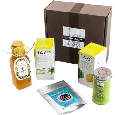 The Gourmet Market Green Tea Gift Box