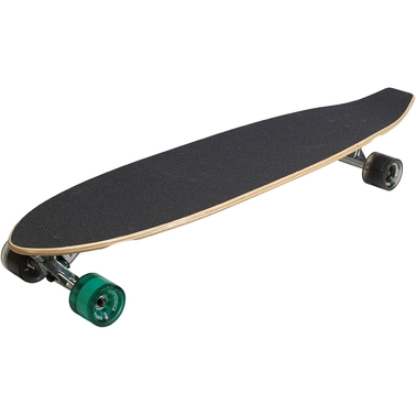Kryptonics Blocktail Longboard 40 In. Complete Skateboard
