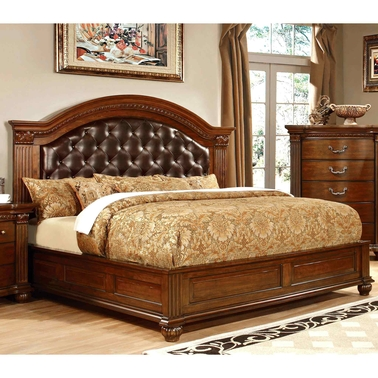 Furniture of America Grandom Queen Bed