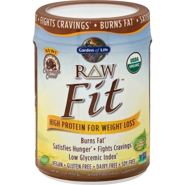 Garden Of Life Raw Fit Chocolate