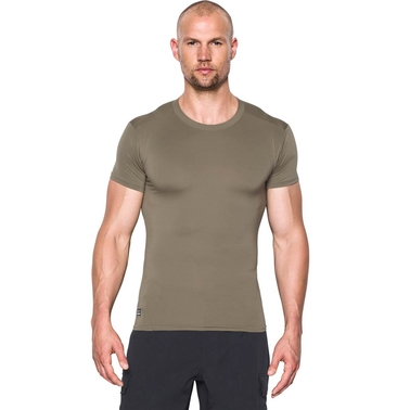 Under Armour Tactical Heatgear Compression Tee   T-shirts