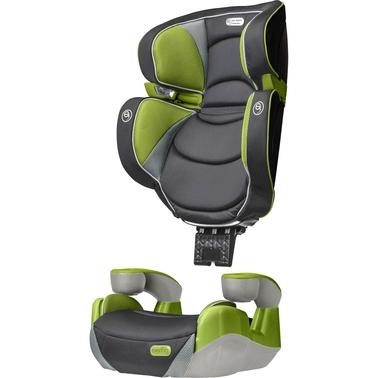 evenflo rightfit booster car seat car booster seats. Black Bedroom Furniture Sets. Home Design Ideas