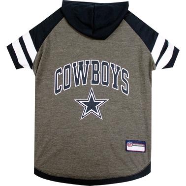 Pets First Nfl Dallas Cowboys Hoodie Tee Nfl Pet Gear