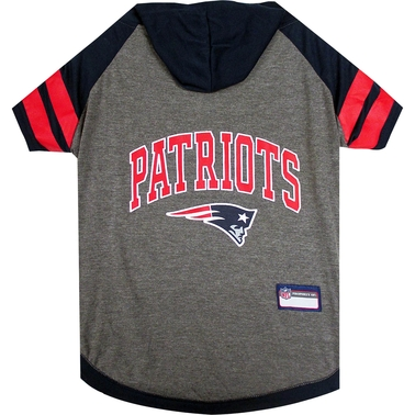 super popular be300 8dee0 Pets First Nfl New England Patriots Hoodie Tee | Nfl Pet ...