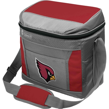 Jarden Sports Licensing NFL Arizona Cardinals 16 Can Soft Sided Cooler