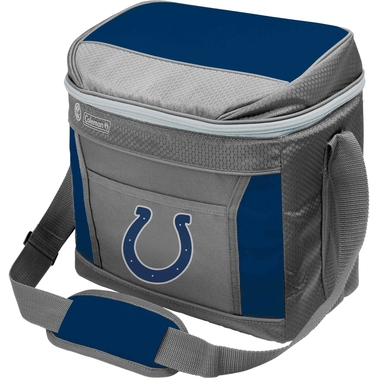 Jarden Sports Licensing NFL Indianapolis Colts 16 Can Soft Sided Cooler