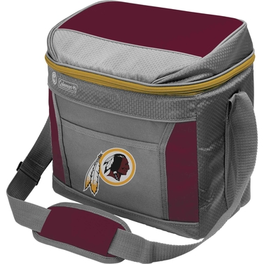 Jarden Sports Licensing NFL Washington Redskins 16 Can Soft Sided Cooler
