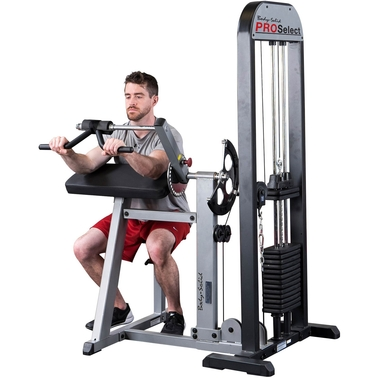 Body-Solid Biceps and Triceps Machine