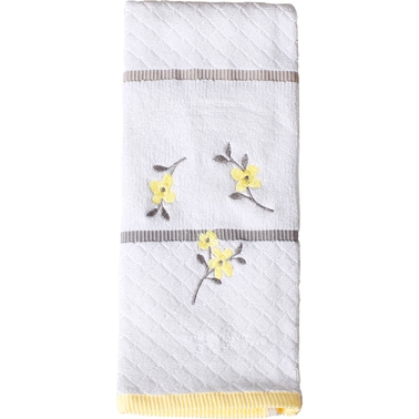 Saturday Knight Spring Garden Hand Towel