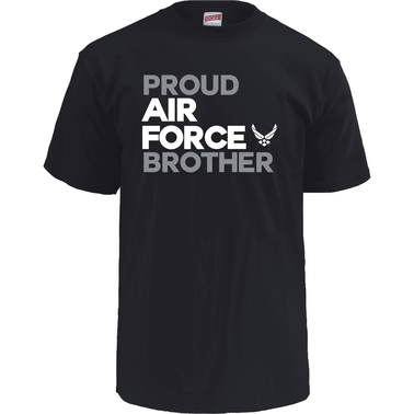 Soffe Proud Air Force Brother Tee