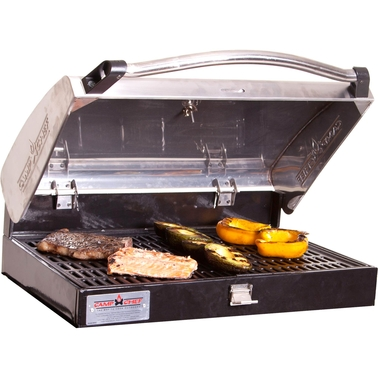 Camp Chef Deluxe Stainless BBQ Grill Box 90 Accessory