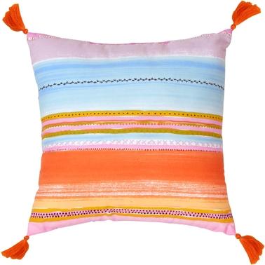 Haute Girls Safari Strip Decorative Pillow Throw Pillows Home Extraordinary Safari Decorative Pillows
