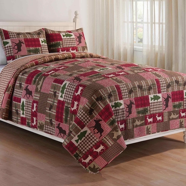 C&F Home Happy Camper Quilt Mini Set