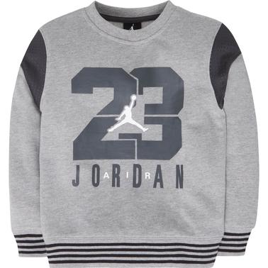 Nike Boys Jordan Free Crew Neck Sweater Boys 8 20 Apparel Shop