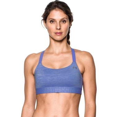 c025a457d330b Under Armour Women s Ua Eclipse Heather Mid Impact Sports Bra