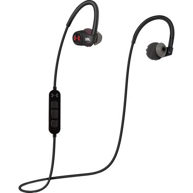 jbl under armor bluetooth heart rate monitor headphones earbuds electronics shop the exchange. Black Bedroom Furniture Sets. Home Design Ideas