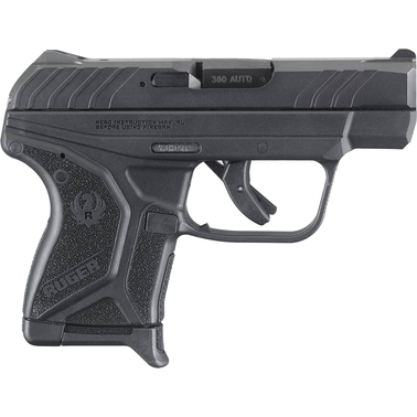 Ruger LCP II 380 ACP 2.75 in. Barrel 6 Rds 1-Mag Pistol Black