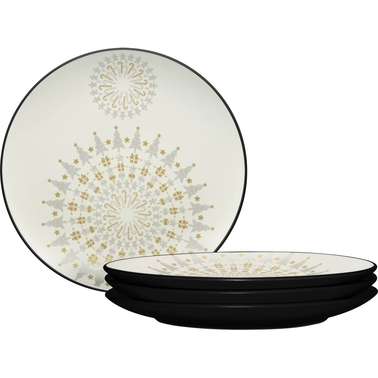 Noritake Colorwave Holiday Plate 4 Pc. Set