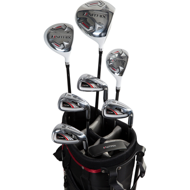 Pinemeadow Golf Nitrix Pro Men's 12 pc. Golf Set LH