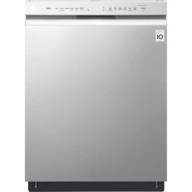 LG 4.5 Cu. Ft. Front Control Dishwasher with QuadWash and EasyRack Plus