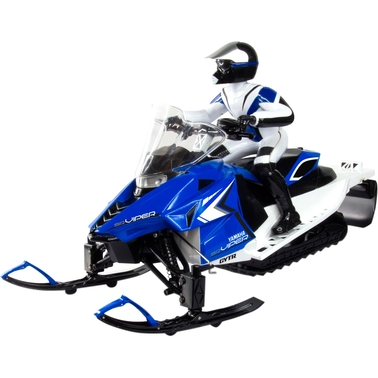 kidztech rc 1 6 scale yamaha snowmobile radio controlled