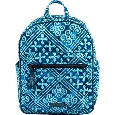 Vera Bradley Leighton Backpack, Cuban Tiles