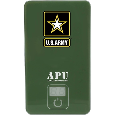 QuikVolt 5000mAh Military Branch Logo USB Mobile Charger