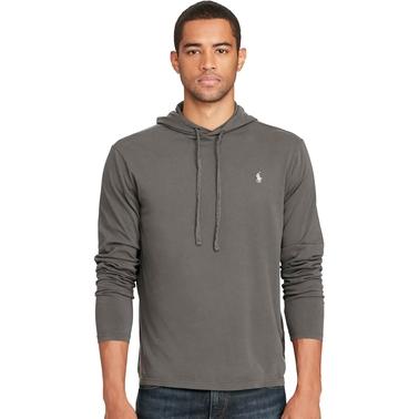 316f6f4a63c Polo Ralph Lauren Cotton Jersey Hooded Tee | Polo Ralph Lauren ...