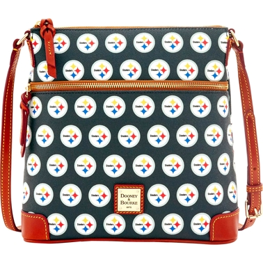 Dooney & Bourke NFL Pittsburgh Steelers Crossbody