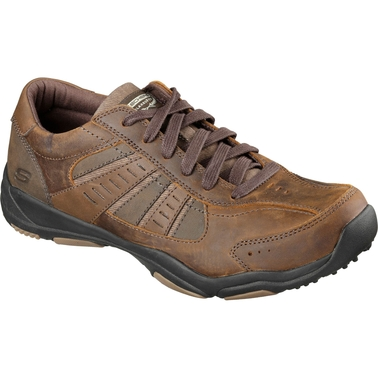 Skechers Larson Nerick Casual Lace Up Shoes