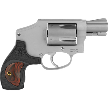 S&W 642 Performance Center 38 Special 1.875 in. Barrel 5 Rds Revolver Desert Tan