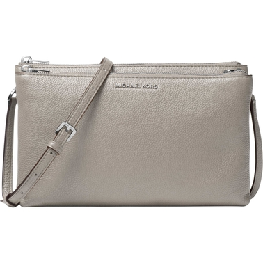 3c74abdb378f00 Michael Kors Adele Double Zip Crossbody Handbag | Handbags | Shop ...