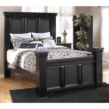 Signature Design By Ashley Cavallino Mansion Bed Beds Home Appliances Shop The Exchange